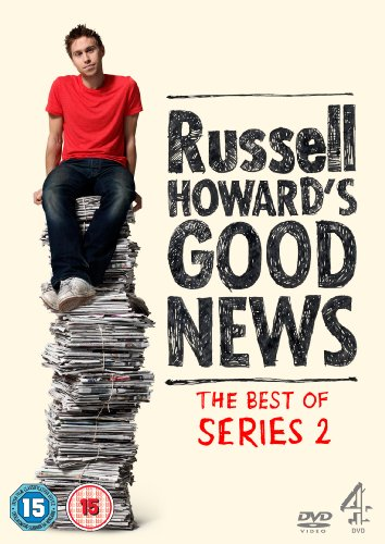 Russell Howard's Good News - Best of Series 2 [DVD] from Channel 4 DVD