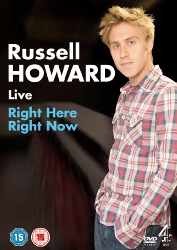 Russell Howard: Right Here Right Now [DVD] from Channel 4 DVD