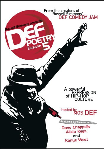 Russell Simmons Presents Def Poetry Season 5 [DVD] [Region 1] [NTSC] [US Import] from Warner Home Video