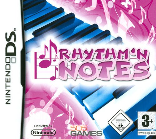 Rythmn & Notes (Nintendo DS) from 505 Games