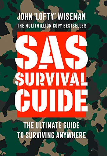 SAS Survival Guide: How to Survive in the Wild, on Land or Sea (Collins Gem) from imusti