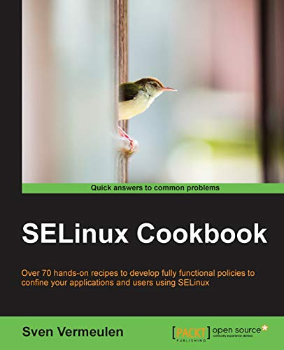 SELinux Cookbook from Packt Publishing