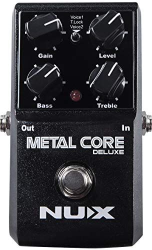 NUX | Metal Core Deluxe Pedal from NUX