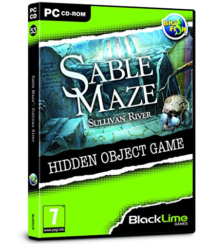Sable Maze: Sullivan River (PC CD) from FOCUS MULTIMEDIA