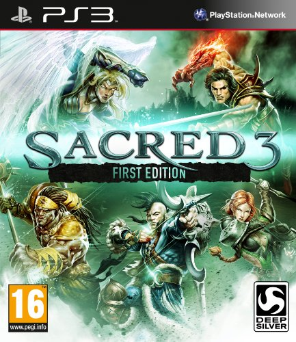 Sacred 3 (PS3) from Deep Silver