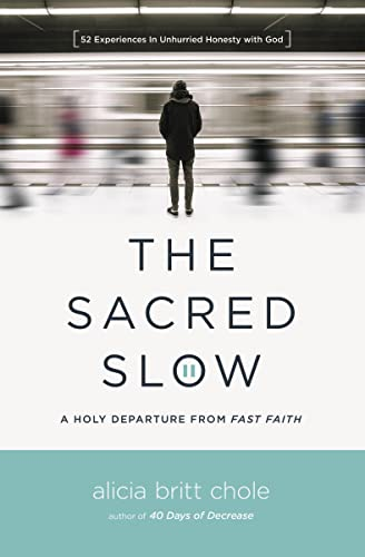 Sacred Slow from Thomas Nelson