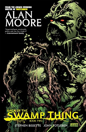 Saga Of The Swamp Thing TP Book 02 from Vertigo