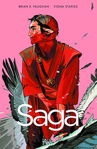Saga Volume 2 TP from Image Comics
