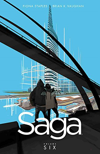 Saga Volume 6 from Image Comics