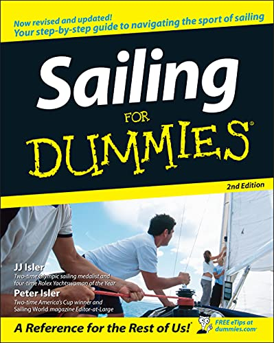 Sailing For Dummies from For Dummies