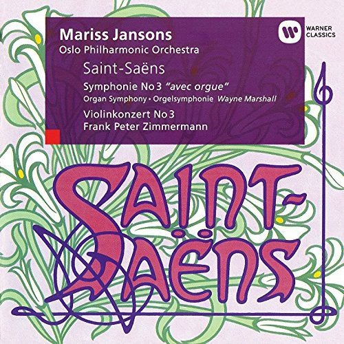 Saint-Saens Symphony No. 3 in C Minor from EU Import