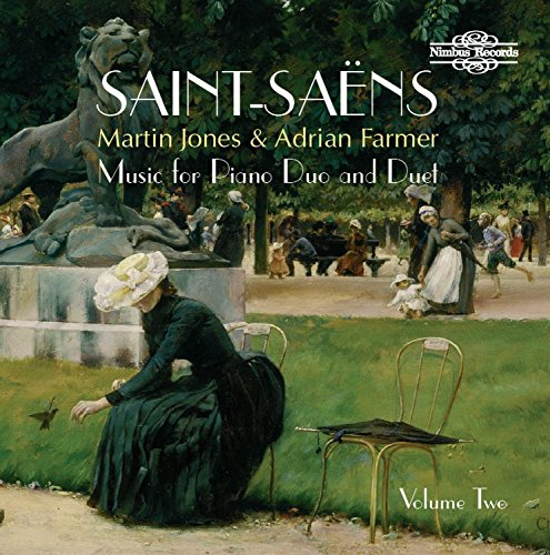 Saint-Saëns: Music for Piano Duo and Duet Vol.2