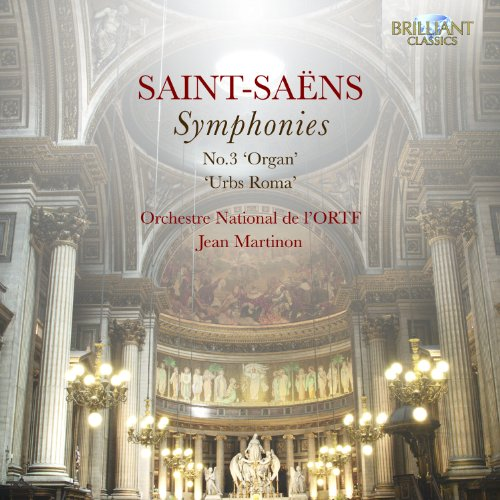 Saint-Saens: Symphony No.3 Organ from BRILLIANT CLASSICS