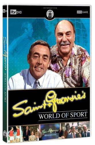 Saint & Greavsie's Interactive Football Quiz [Interactive DVD] from Pre Play