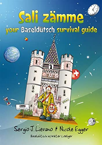 Sali Zaemme Your Baselduetsch Survival Guide from Bergli Books Ltd