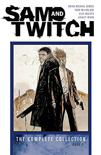 Sam and Twitch: The Complete Collection Book 2 from Image Comics