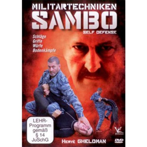 Sambo Self Defense Military Techniques from VARIOUS