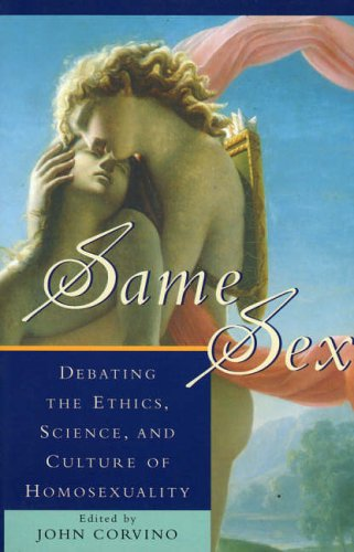 Same Sex: Debating the Ethics, Science, and Culture of Homosexuality (Social Political Legal Philosophy) (Studies in Social, Political, and Legal Philosophy) from Rowman & Littlefield Publishers