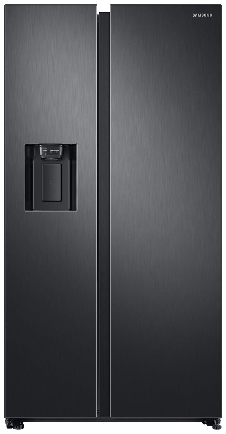 Samsung RS68N8230B1/EU American Fridge Freezer - Black from Samsung