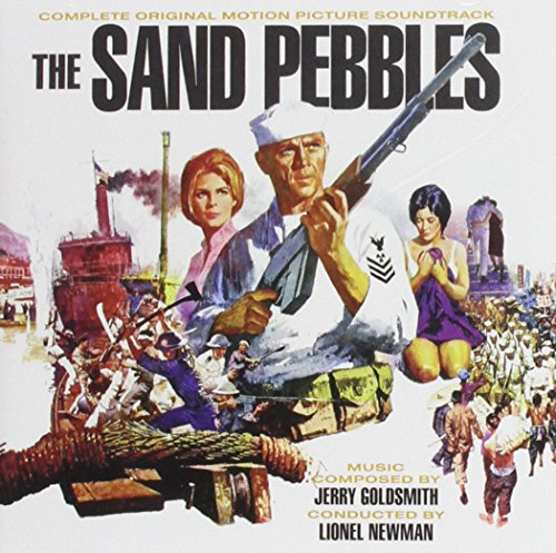 The Sand Pebbles (Complete Original Motion Picture Soundtrack) from EU Import
