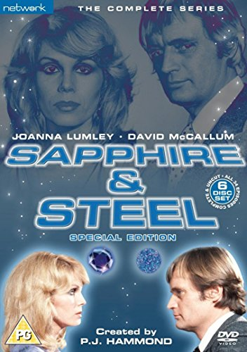 Sapphire and Steel: The Complete Series (Repackaged) [2008] [DVD] from Network