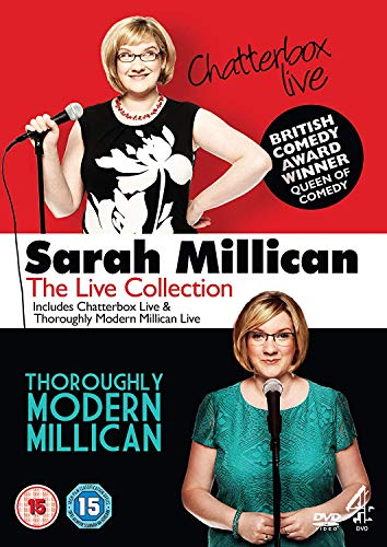 Sarah Millican - Live Collection [DVD] from Spirit Entertainment Limited