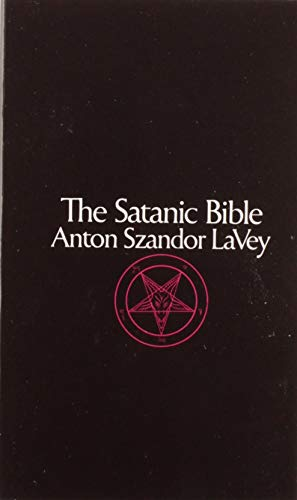 Satanic Bible from Avon