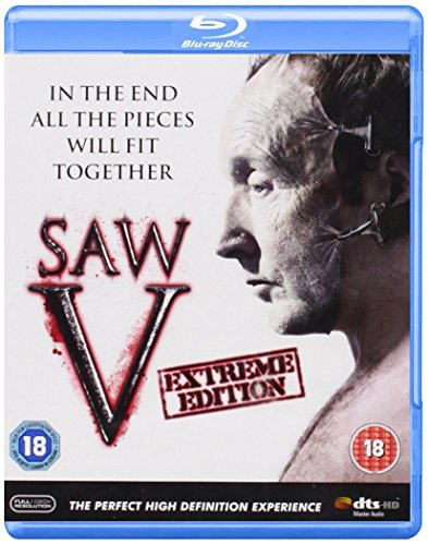 Saw V [Blu-ray] from Lions Gate Home Entertainment