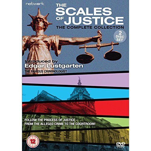 Scales of Justice - The Complete Series [DVD] from Network
