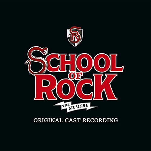 School of Rock - The Musical (Original Cast Recording) from WARNER BROS. LABEL