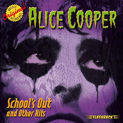 School's Out & Other Hits from RHINO RECORDS