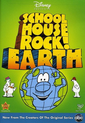 Schoolhouse Rock: Earth [DVD] [Region 1] [US Import] [NTSC] from Walt Disney Studios Home Entertainment