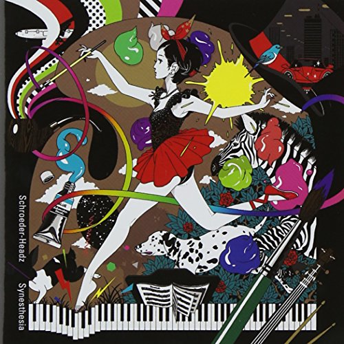 Schroeder-Headz - Synesthesia [Japan CD] VICL-64128 from VICTOR JAPAN