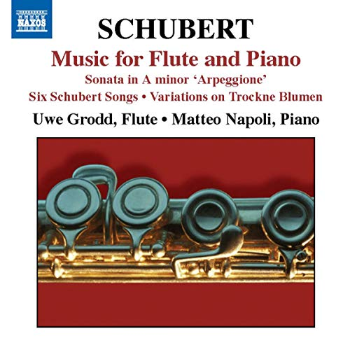 Schubert - Flute & Piano Music from NAXOS