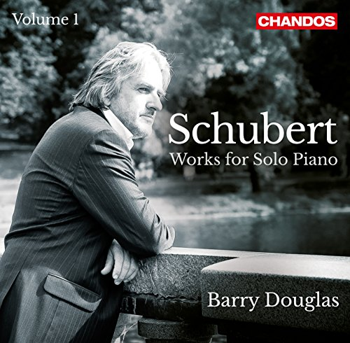 Schubert: Solo Piano Works [Barry Douglas] [Chandos: CHAN 10807] from CHANDOS GROUP