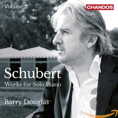 Schubert:Works For Solo Piano [Chandos: CHAN 10933] from CHANDOS GROUP