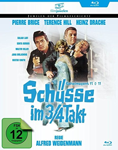 SCHUESSE IM 3/4 TAKT/SCHU - MO [Blu-ray] [1965] from Alive AG
