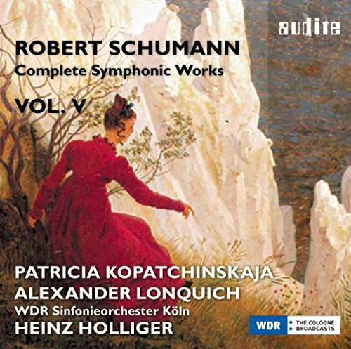 Schumann: Complete Symphonic Works Vol. 5 from AUDITE