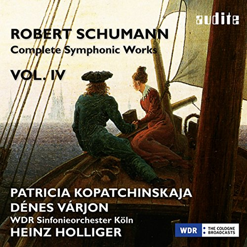 Schumann: Complete Symphonic Works Vol.4 (Violin Concerto, Piano Concerto) from AUDITE