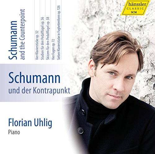 Schumann: Works For Piano [Florian Uhlig] [Hanssler: 98.032] from HANSSLER CLASSIC