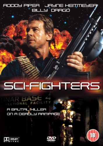 Sci-Fighters [DVD] from Boulevard