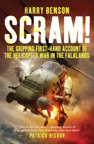 Scram!: The Gripping First-hand Account of the Helicopter War in the Falklands from Arrow