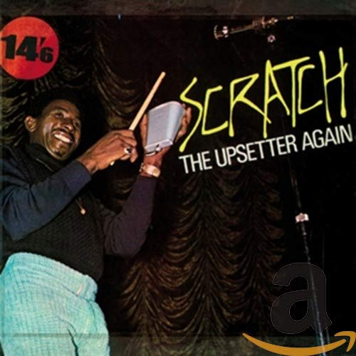 Scratch The Upsetter Again (expanded version) from PIAS-SANCTUARY