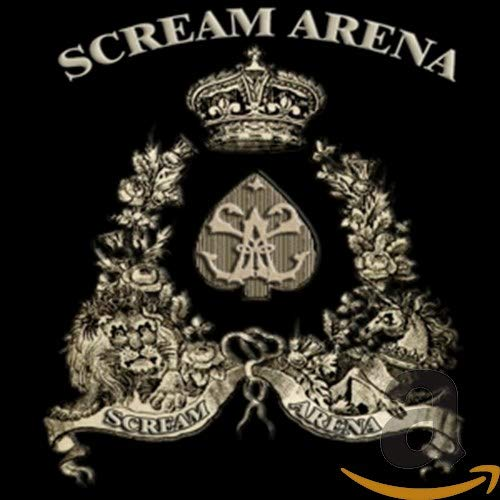 Scream Arena from Plastic Head