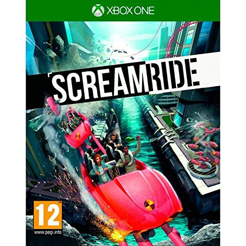 ScreamRide Microsoft Xbox One Brand NEW & SEALED Fast Dispatch from Microsoft