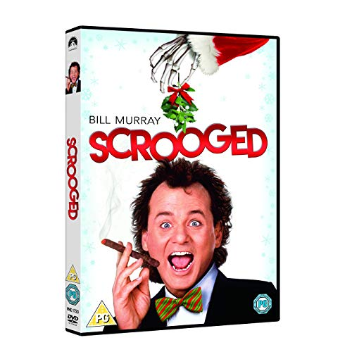 Scrooged (2012 Re-pack) [DVD] from Universal Pictures