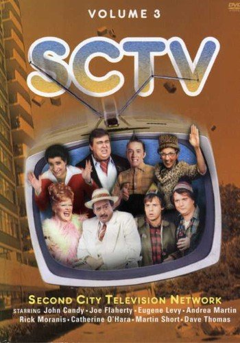 Sctv 3: Second City Television Network (5pc) [DVD] [Region 1] [US Import] [NTSC] from Shout Factory
