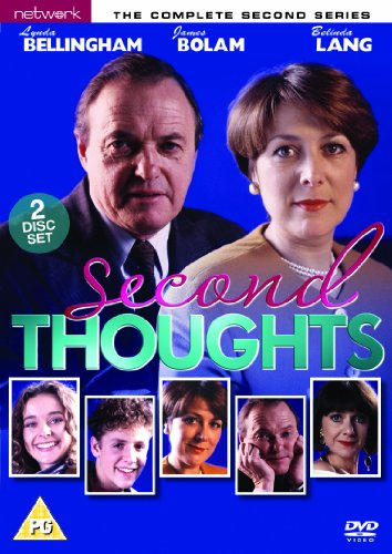 Second Thoughts - The Complete Second Series [DVD] from Network