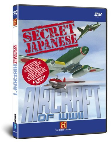 Secret Japanese Aircraft of World War 2 [DVD] from History Channel