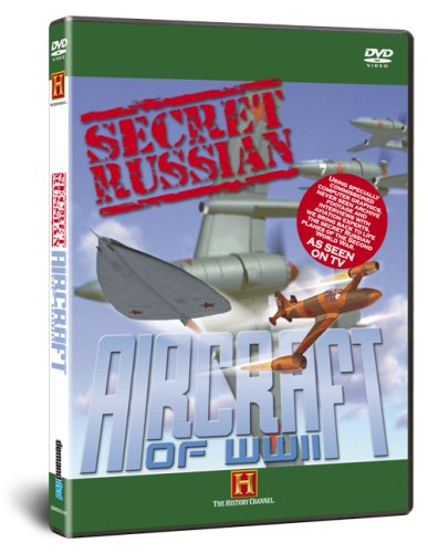 Secret Russian Aircraft of World War 2 [DVD] from History Channel